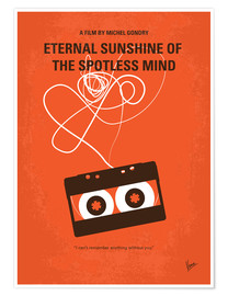Premiumposter Eternal Sunshine of the Spotless Mind