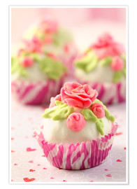 Premiumposter  Lovely Cupcakes