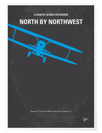 Premiumposter North By Northwest