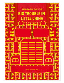 Premiumposter Big Trouble In Little China