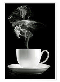 Premiumposter  coffee cup