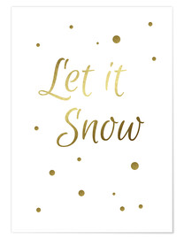 Poster  Let It Snow - Let it Snow - Finlay and Noa