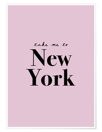 Poster  Take Me To New York - Take me to New York - Finlay and Noa