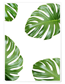 Premiumposter Attack of the Monstera