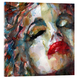 Akrylglastavla  Last Chapter, Marilyn Monroe - Paul Lovering