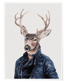 Premiumposter Deer