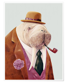 Premiumposter  Mr Walrus - Animal Crew