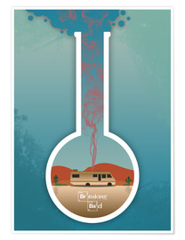 Premiumposter Breaking Bad I