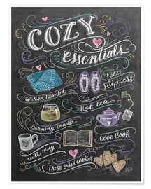 Premiumposter  Cozy Essentials - Lily & Val