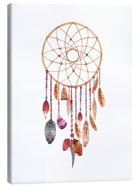 Canvastavla  Dream catcher - Nory Glory Prints