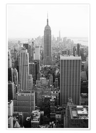 Premiumposter  Skyscrapers in New York City, USA