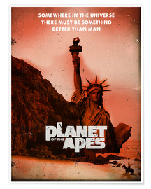 Premiumposter Planet of the Apes