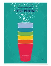Premiumposter Pitch Perfect