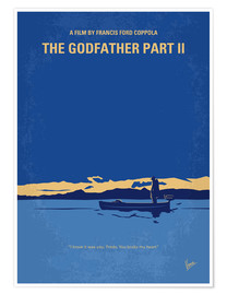 Poster  The Godfather II - chungkong