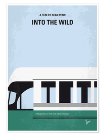 Poster  Into the Wildr - chungkong