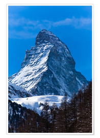 Premiumposter  Matterhorn, Switzerland