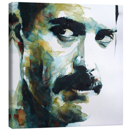 Canvastavla  Freddie Mercury - Paul Lovering