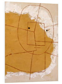 PVC-tavla  One Who Understands - Paul Klee