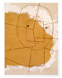 Premiumposter  One Who Understands - Paul Klee