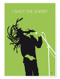 Premiumposter Bob Marley - I Shot The Sheriff