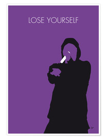 Premiumposter  Eminem - Loose Yourself - chungkong