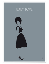 Premiumposter Diana Ross - Baby Love