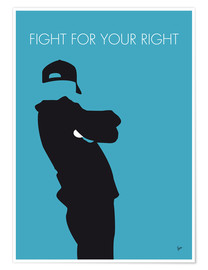 Premiumposter  Beastie Boys - Fight For Your Right - chungkong