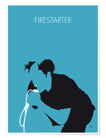 Premiumposter The Prodigy - Firestarter