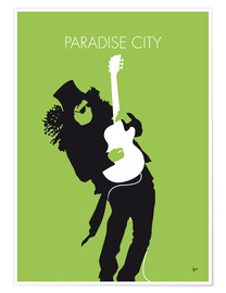 Premiumposter Guns N' Roses - Paradise City
