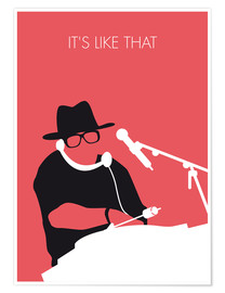 Premiumposter  Run-DMC - It's Like That - chungkong