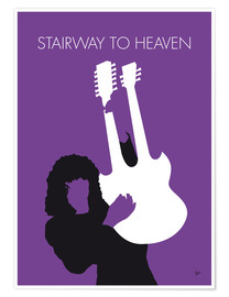 Premiumposter Led Zeppelin, Stairway to Heaven