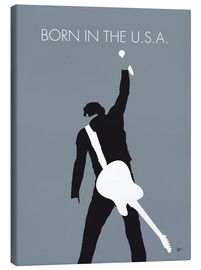 Canvastavla  Bruce Springsteen - Born In The U.S.A. - chungkong
