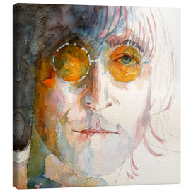 Canvastavla  John Winston Lennon - Paul Lovering Arts