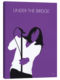 Canvastavla  Red Hot Chilli Peppers - Under The Bridge - chungkong