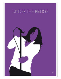 Premiumposter  Red Hot Chilli Peppers - Under The Bridge - chungkong