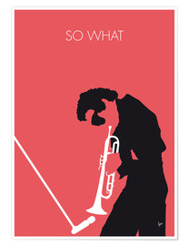 Premiumposter So What - Miles Davis