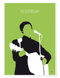 Premiumposter Paul McMartney - Yesterday