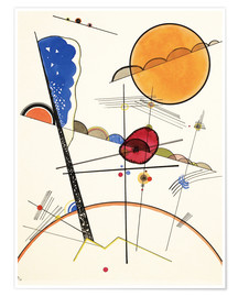 Premiumposter  Growth - Wassily Kandinsky