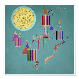 Premiumposter  Intime Message - Wassily Kandinsky