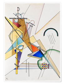 Premiumposter  Weave - Wassily Kandinsky