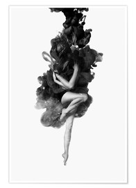 Poster  The birth of the universe - Robert Farkas