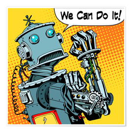 Premiumposter  We can do it - Kidz Collection