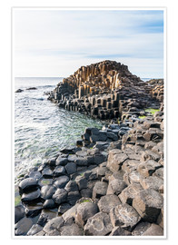 Premiumposter  The Giants Causeway - Michael Runkel