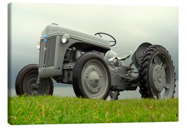 Canvastavla  The Ford 2N tractor
