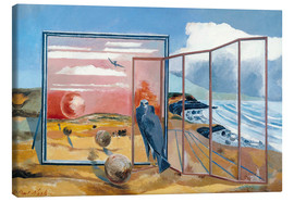 Canvastavla  Landscape from a Dream - Paul Nash