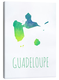 Canvastavla  Guadeloupe - Stephanie Wittenburg