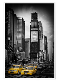 Premiumposter NEW YORK CITY Times Square