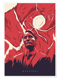 Premiumposter Hannibal