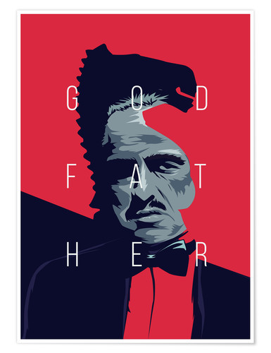 Premiumposter Godfather
