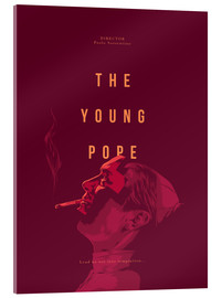 Akrylglastavla  Young Pope - Fourteenlab